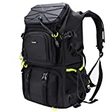 Photo : Endurax Extra Large Camera DSLR/SLR Backpack For Outdoor Hiking Trekking With 15.6 Laptop Compartment