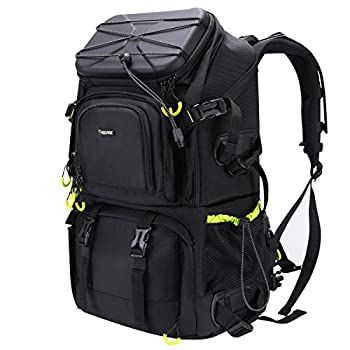 Image of Bag & Case Accessories Endurax Extra Large Camera DSLR/SLR Backpack for Outdoor Hiking Trekking with 15.6 Laptop Compartment