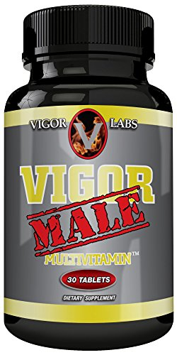 Vigor Male Multivitamin GUARANTEED SATISFACTION product image