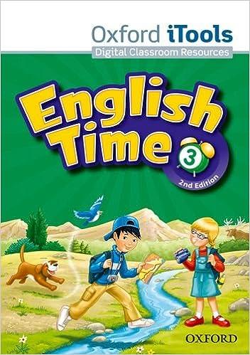 English Time: 3: iTools: 9780194005357: Amazon com: Books