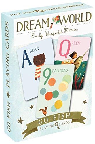 Dream World Go Fish Cards