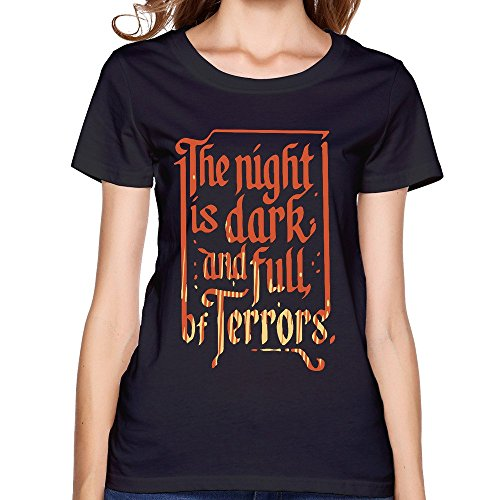 The Night Is Dark And Full Of Terrors Women's T-shirt