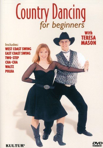 Country Dancing For Beginners Teresa Mason Kultur Instructional / Educational Movie