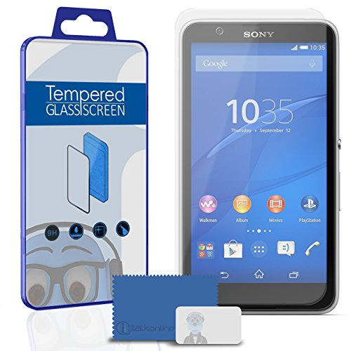 Tempered Glass For Sony Xperia E4 - 1