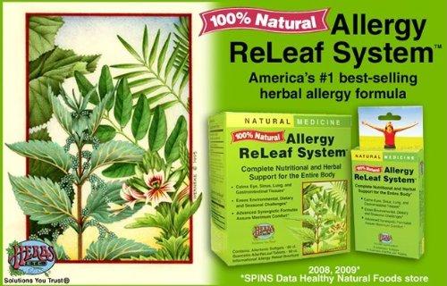 Allergy ReLeaf System - 2 Bottles (Allertonic & Quercetin) - 60x2 - Softgel