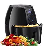 POSAME Air Fryers, 4.2 QT, Quart Airfryer Review