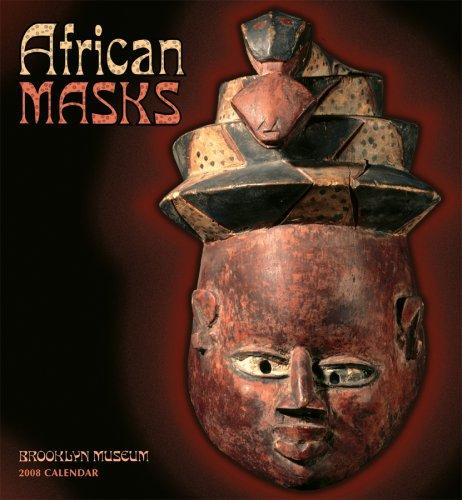 African Masks 2008 Calendar