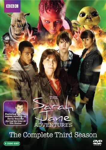 The Sarah Jane Adventures: Season 3 by BBC Home Entertainment (Sarah Jane Adventures Season 3 compare prices)