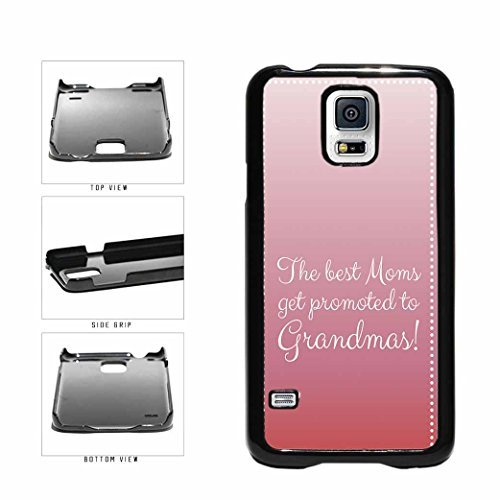 Price comparison product image Best Moms Get Promoted To Grandmas TPU RUBBER SILICONE Phone Case Back Cover Samsung Galaxy S5 I9600