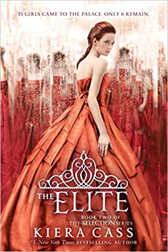 Image result for the elite by kiera cass