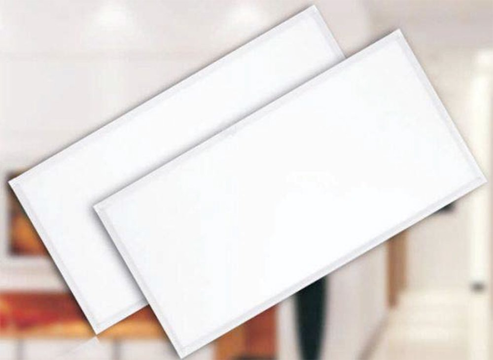 5Star Light 2x4Ft 80W(200W Equivalent) 6500K, 8000 Lumens Non-dimming UL Listed Professional Grade Metal Frame LED Panel Light Super Bright Ultra Thin Glare-Free (2x4(2-pack), DayLight White)