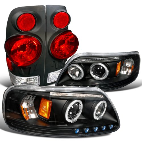 99 f150 headlights and taillights - 5