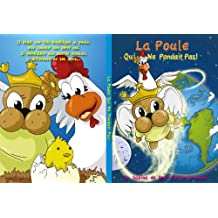 """ LA POULE QUI NE PONDAIT PAS "" (French Edition)"