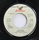 SHOTGUN 45 RPM LADIES CHOICE / CAUGHT UP IN A CROSSFIRE