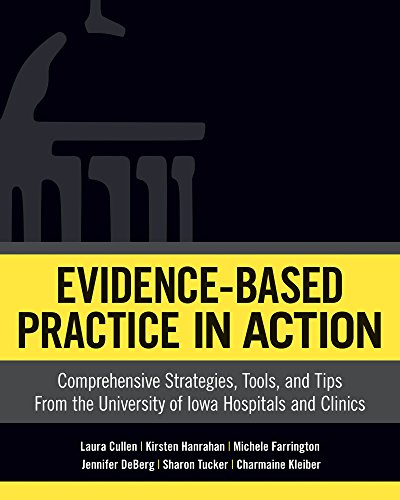 - Evidence-Based Practice in Action: Comprehensive Strategies, Tools, and Tips from the University of Iowa Hospitals and Clinics