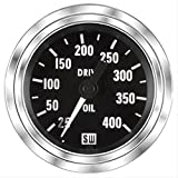Automotive Replacement Water & Oil Temperature Gauges
