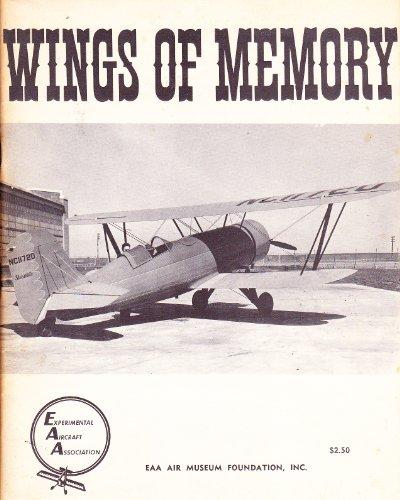 Wings of Memory (Experimental Aircraft - Experimental Wings