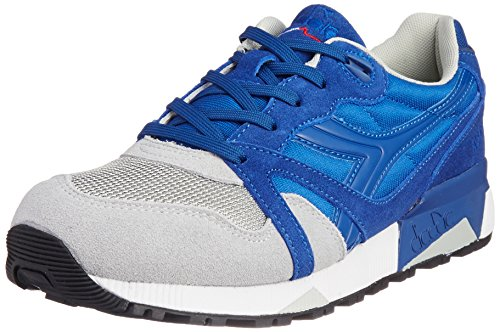Zapatillas Diadora White Unisex French Adulto Nyl N9000 Blue rTRxT4