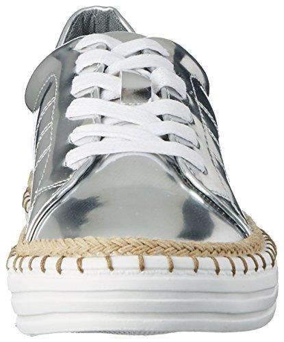Strada Argento Donna Sneaker silver La 962422 dq4a1dw