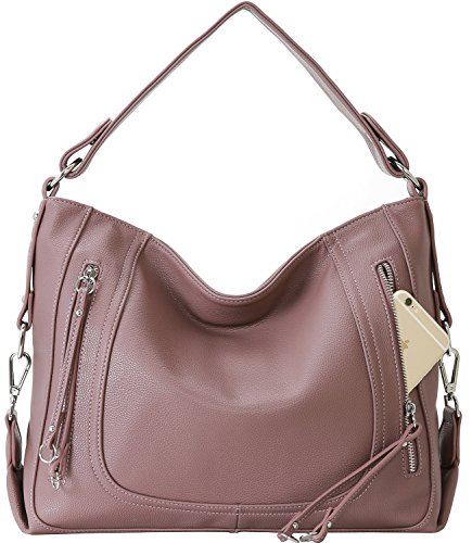 Satchel Liac Bag Urban kr005 Genuine Top On Sale Handle Handbag Leather Iswee Women's Big Vintage Shoulder Tote Style Purse Clearance 46wU6qa1