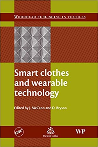 044b5623e69754 Free ebook txt download Smart Clothes and Wearable Technology (Woodhead  Publishing Series in Textiles)