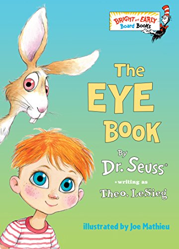 Eye Patch Store (The Eye Book (Bright & Early Board Books(TM)))