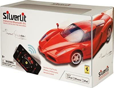 Silverlit Ferrari Enzo For Ipod Iphone And Ipad by The Silverlit