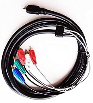 DIRECTV 10 Pin To Component Reciver H25 Genie Mini Clients on