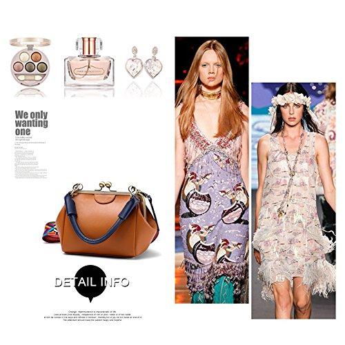 Borse Retro Medico Borse Yoome Ribattini Cintura Chic Boho Elegante Chic per Donne Borse Donna Crossbody Ladies