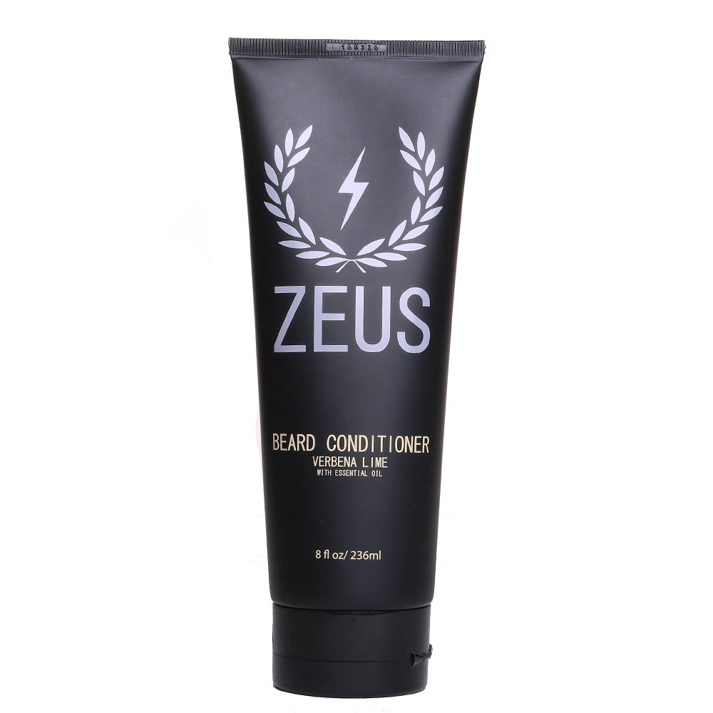 ZEUS Beard Shampoo and Conditioner Set for Men, Verbena Lime Newport Apothecary Inc.