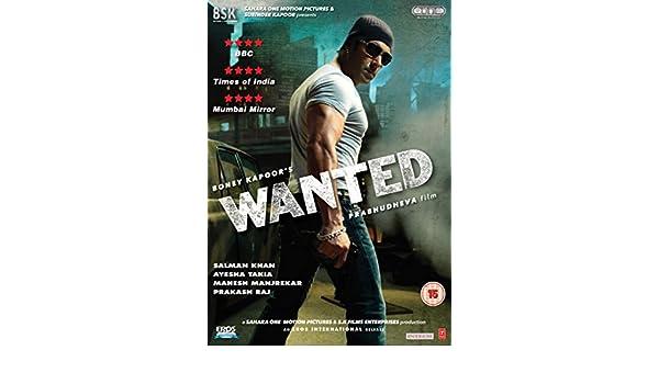 Wanted [Single Disc] [DVD] [2009] [Reino Unido]: Amazon.es ...