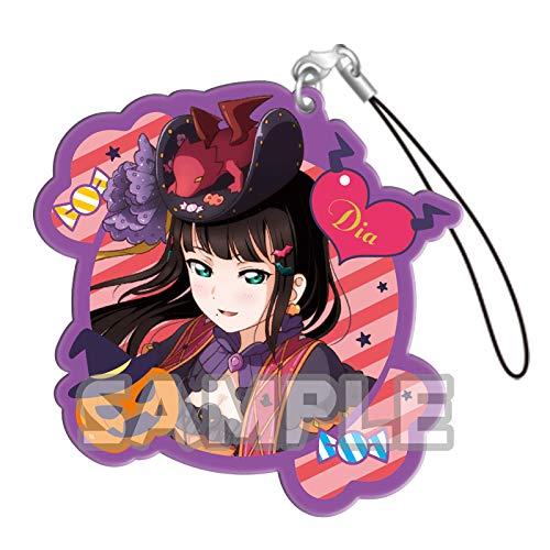 Bushiroad Love Live Sunshine!! Dia Kurosawa Halloween Ver. Character Gacha Capsule Acrylic Straps Mascot Collection Vol.3 Anime Art]()