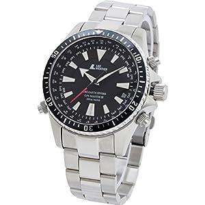 [LAD WEATHER] 200 Meters Waterproof GPS Diver's Watch Sapphire Glass Divers/Diving