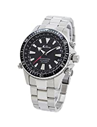[LAD WEATHER] 200 Meters waterproof GPS diver's watch Sapphire Glass Divers/ diving