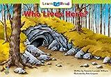 Who Lives Here?, Rozanne Lanczak Williams, 0916119378