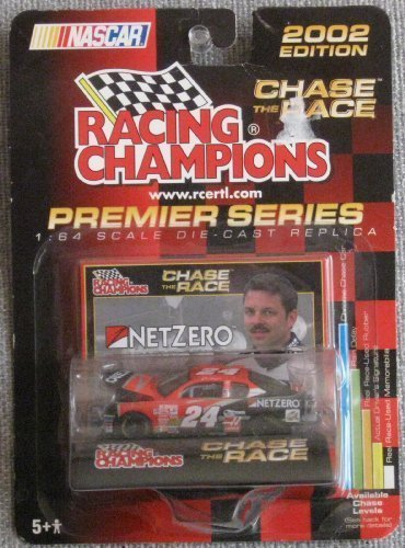 2002 1 64  24 Jack Sprague Netzero Chase Race Car By Racing Champions Chase The Race Premier Series