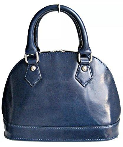 Mujer Oscuro Asas M Superflybags Azul Para Bolso De Rq7xFZ8