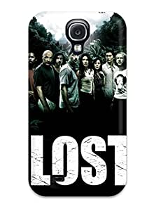 New Arrival Case Cover With JBZZGHG2908UbCsW Design For Galaxy S4- Lost Tv Series Widescreen