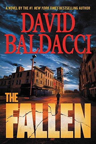 The Fallen (Memory Man series) cover