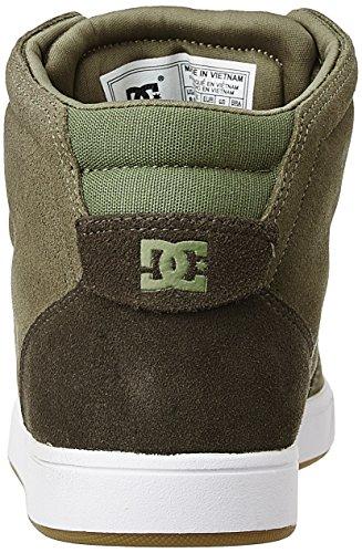 Brown DC Marrone Dk Uomo Sneaker Universe Crisis Basse Olive Bo5 xqAwRrYq6