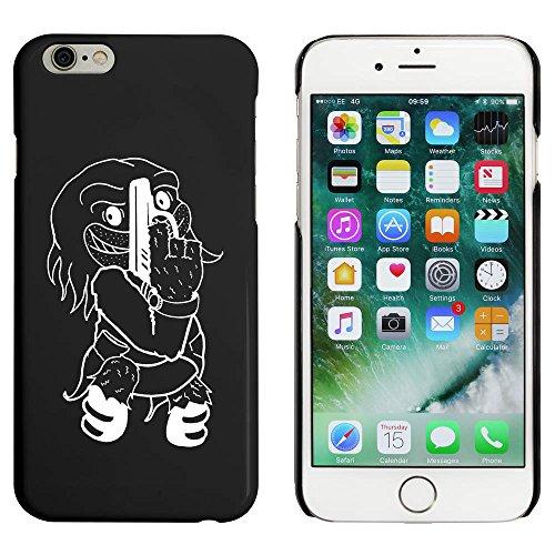 Noir 'Gangster de Marionnettes' étui / housse pour iPhone 6 & 6s (MC00013417)