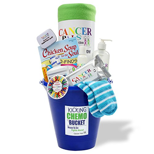 Cancer Chemotherapy Package Basket Kicking Bucket product image