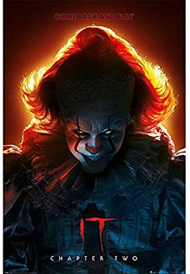Poster IT // Ca GB eye 61 x 91 cm Balloon Pennywise