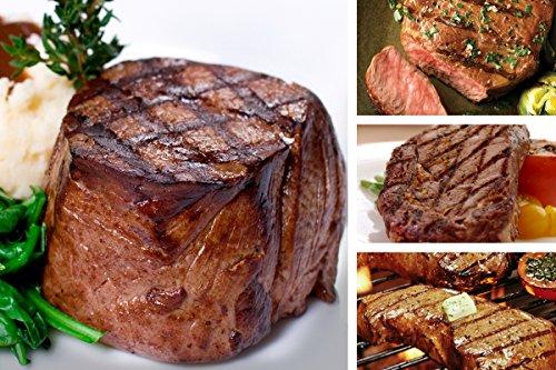 Black Angus (8) Steak Combination - Chicago