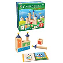 Smart Games Castle Logix Multi-Level Logic Game