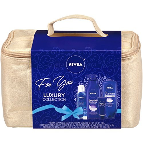 Nivea Lip Balm Gift Set