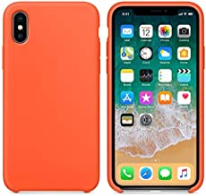Original Offical Silicone Case for iPhone X XS Max XR Case for iPhone 7 8  Phone Cover ... f4284ea236f