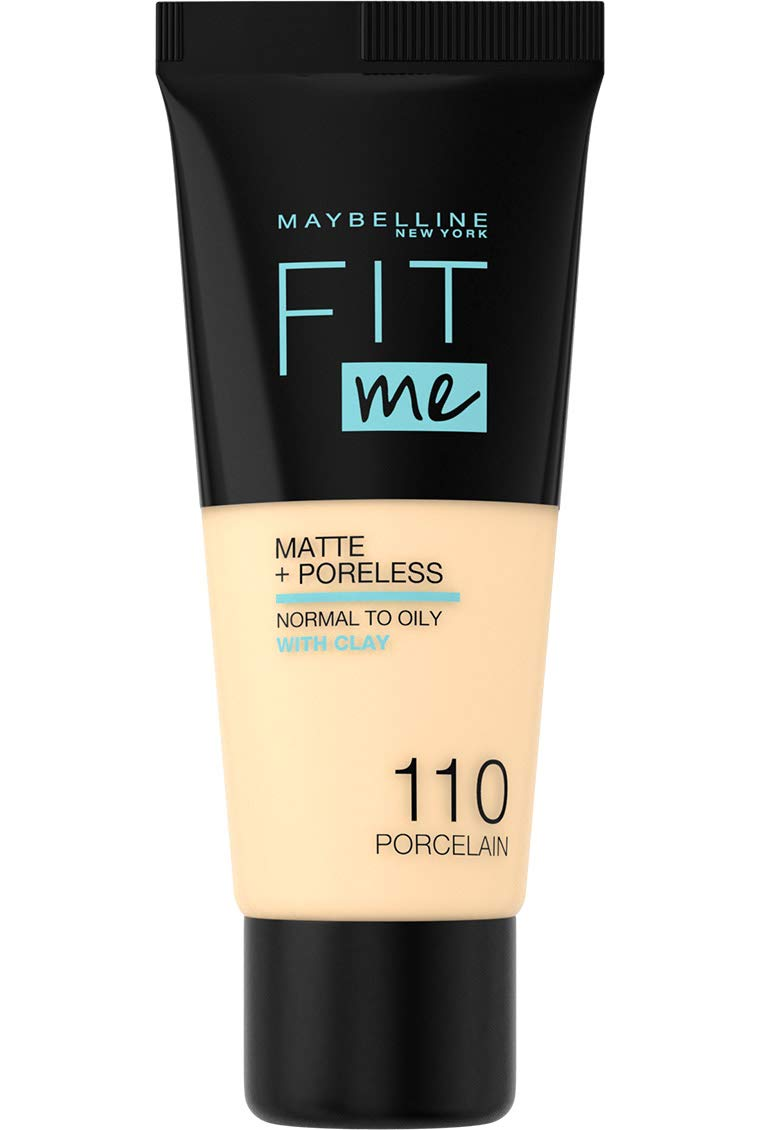 Maybelline New York Fit Me Matte & Poreless