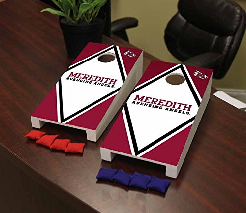 Victory Tailgate Meredith Avenging Angels Desktop Cornhole Game Set Diamond Version -