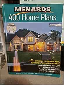 400 Home  Plans  Menards  Menards  Kevin Blair
